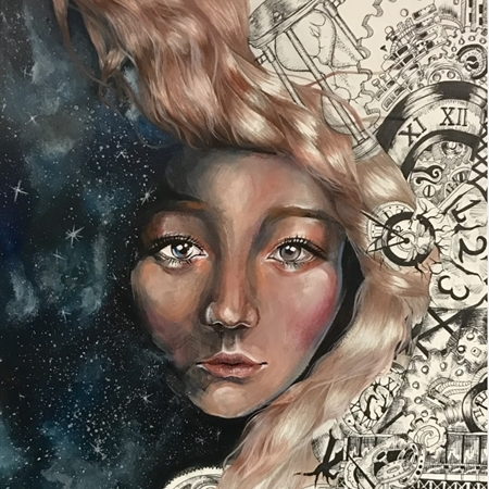 CATS Academy Student Wins National Congressional Art Competition