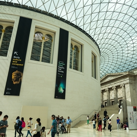 Must-See Museums for Students Attending A Level Colleges in London