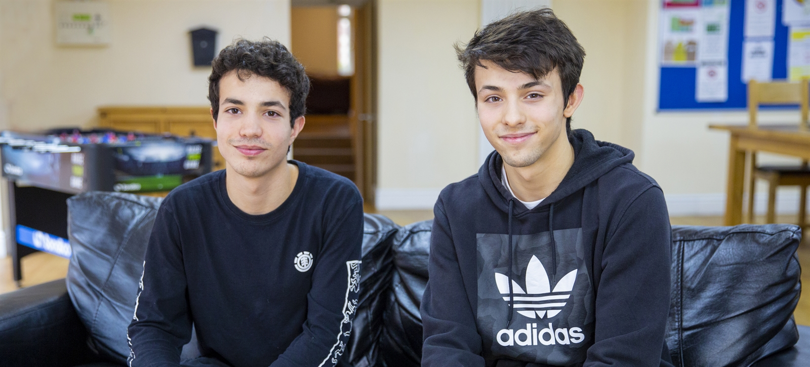 Twins receive top university offers to study Medicine